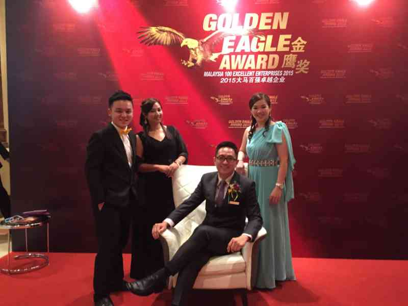 The Golden Eagle Award | Award Winning Tapes & Packaging Company | 2S Packaging