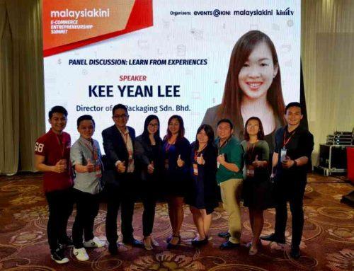 E-Commerce Entrepreneurship Summit 2018 Organised By Malaysiakini