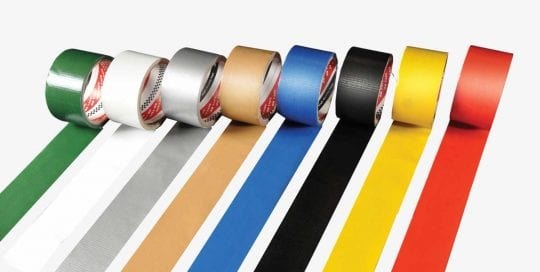 Cloth Tape | OPP Tapes | 2S Packaging