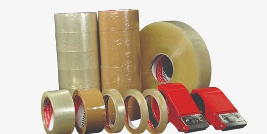 OPP Packing Tape | Opp Tapes | 2S Packaging