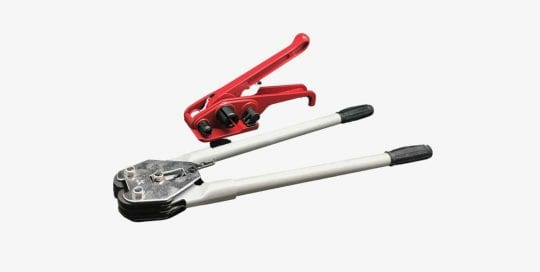 Strapping Sealer and Tensioner Tools   Hand Strapping Machine   Tools and Dispenser   2S Packaging