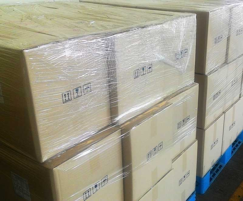 LLDPE Pallet Stretch Film | Packaging Materials | 2S Packaging