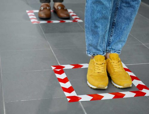 How to Choose Floor Marking Tape for Your Facility?